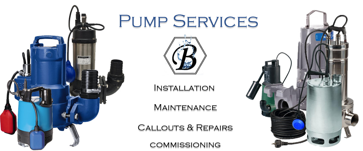Barrett Water - Pump Services Banner